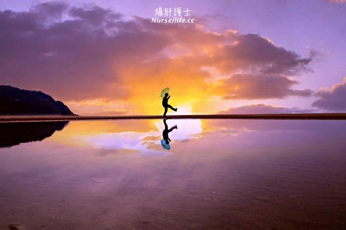 香川|父母濱海岸.瀨戶內海天空之鏡