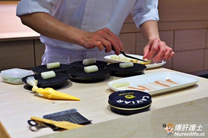 壽司芳|大阪米其林二星台北店.結合歐式食材的創意日本料理