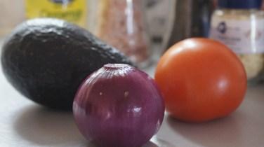 Simple fresh ingrediënts