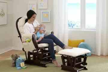 Storkcraft Nursery Baby Glider Rocker Chair Review