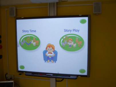 ICT Interactive Smart Board