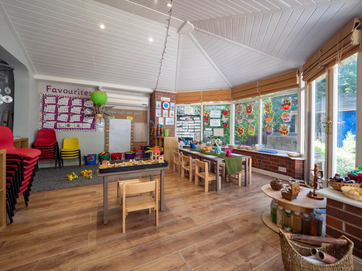 Pre-School Nursery Rhymes Leicester