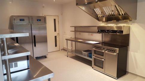 New Nursery Kitchen