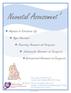 Neonatal Assessment Home Study Course