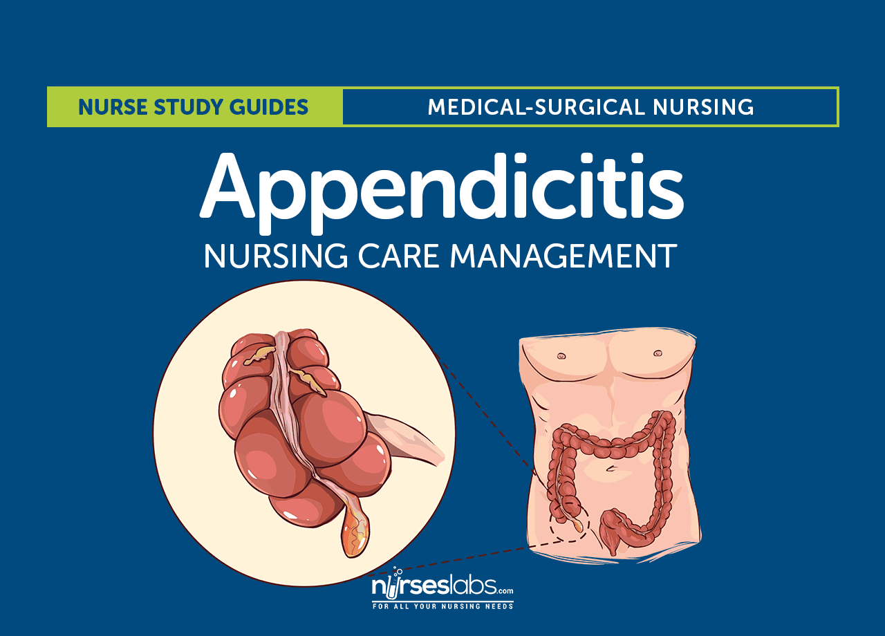 Appendicitis Nursing Care Management Study Guide