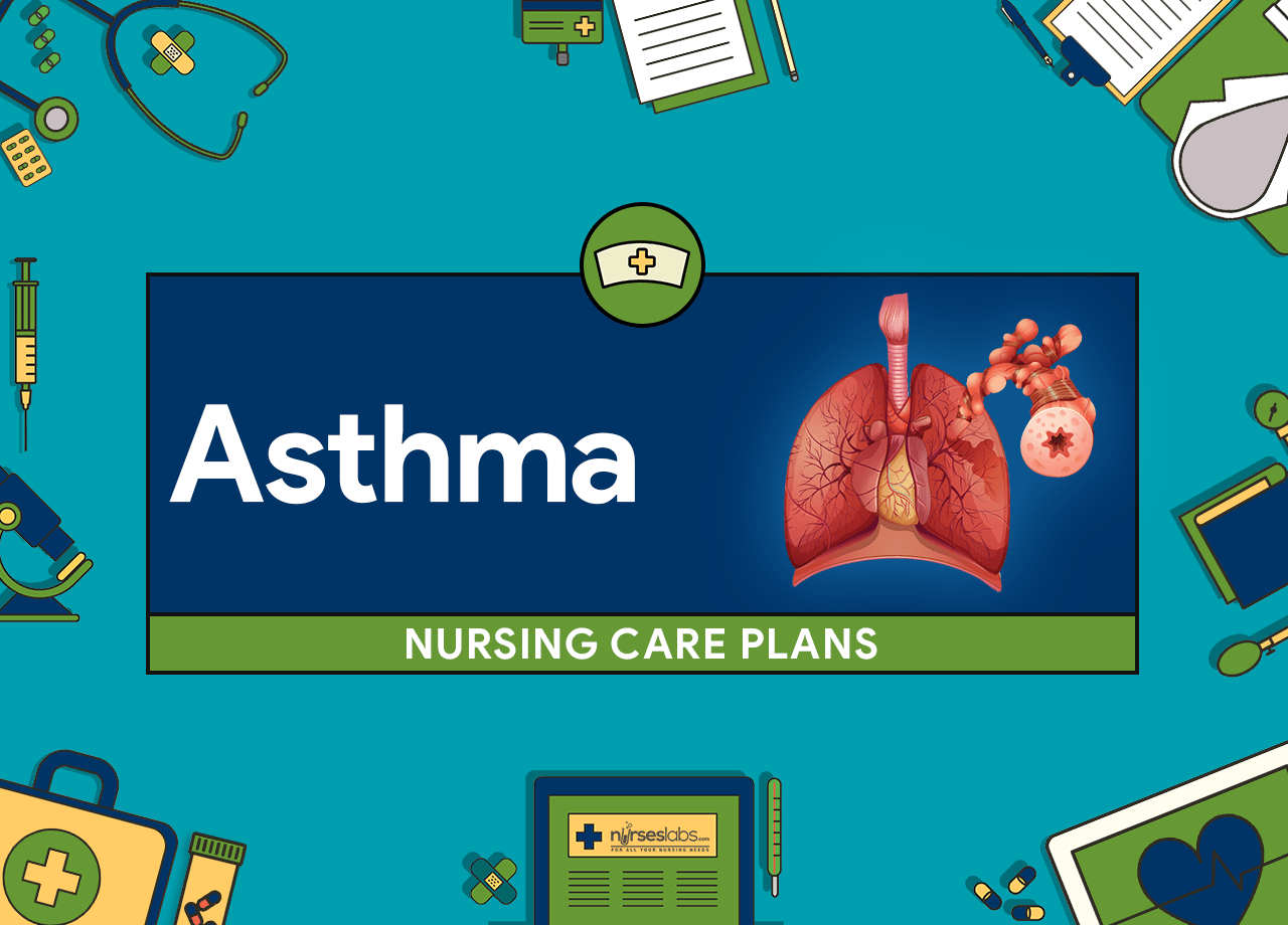 Nursing Process For Asthma Asthma Exacerbations 5