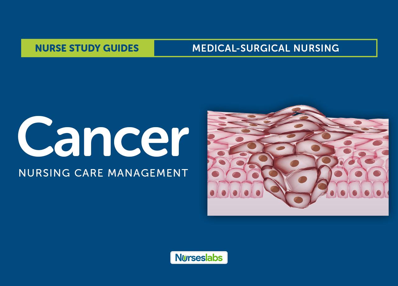 Cancer Nursing Care Management And Study Guide For Nurses