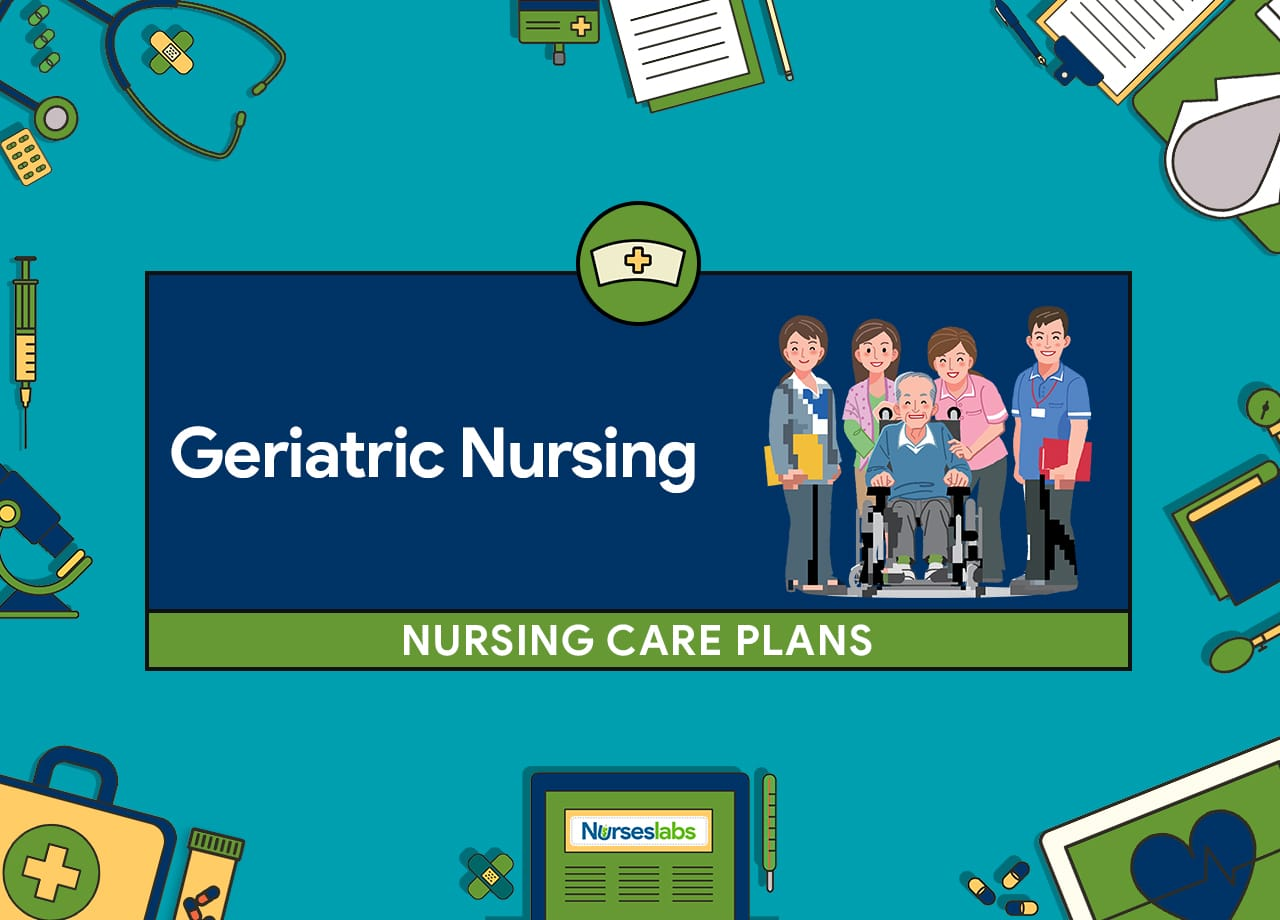 Geriatric Nursing Care Plans 11 Nursing Diagnosis For The