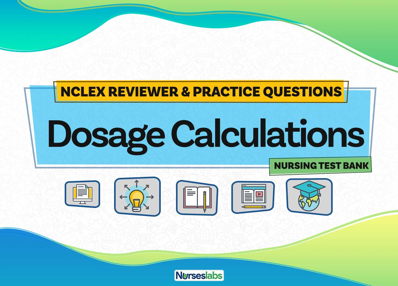 Drug Calculations Practice Nclex Questions 100 Items