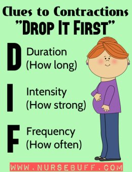 pregnancy-contractions-nursing-mnemonics