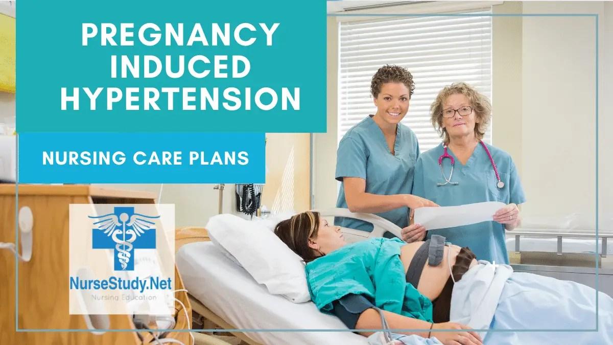 Nursing Care Plans for Pregnancy Induced Hypertension PIH ...