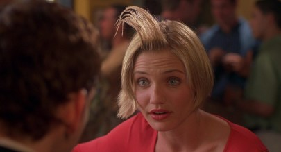 "The ""hair scene"" from There's Something About Mary (20th Century Fox)"
