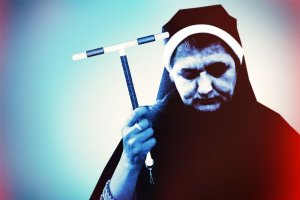IUDand nun