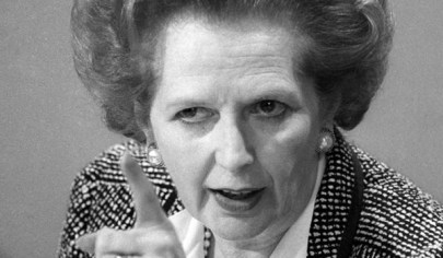 When I Remember Margaret Thatcher, I Remember…
