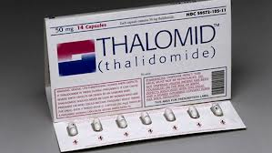 Thalidomide—The Good and The Bad