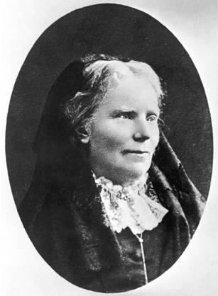 """Elizabeth Blackwell, nineteenth-century """"lady doctor"""""""