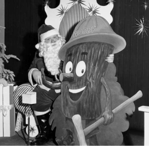 Woody the Log