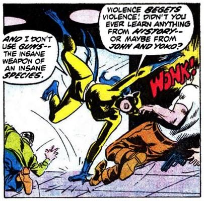 Marvel's Fleeting Feminism