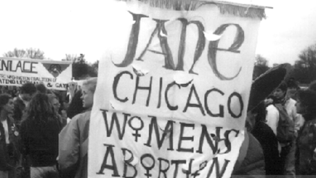 Jane was part of the Chicago Women's Liberation Union.