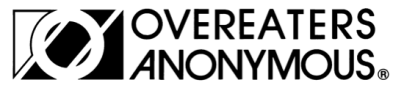 Overeaters Anonymous logo.