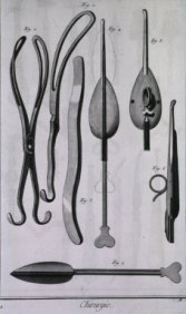 Forceps. Image from the History of Medicine (NLM)