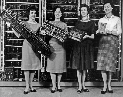 Women in Tech from ENIAC to MOM