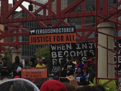 """This is our Freedom Summer"":  My Reflections on #FergusonOctober"