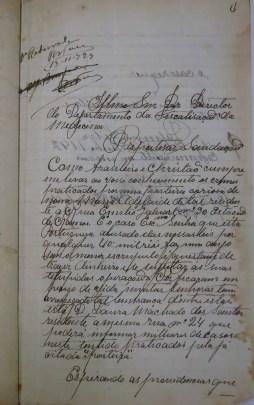 (Tribunal de Justiça do Estado do Rio de Janeiro (TJRJ) Cx.00.502.624-6 Pos. Recall (1923))