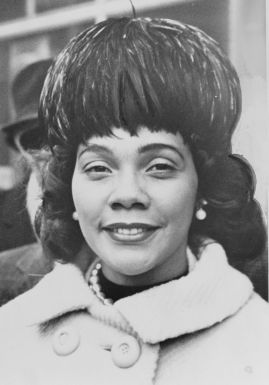 Coretta Scott King (Library of Congress)