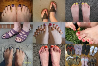 Summer, Now Known as Pedicure Season