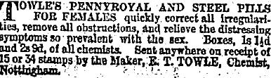 (Irish Times, 1890)