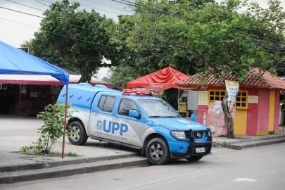 Unidade de Polícia Pacificadora (UPP). (Tomaz Silva/Agência Brasil | CC BY BR)