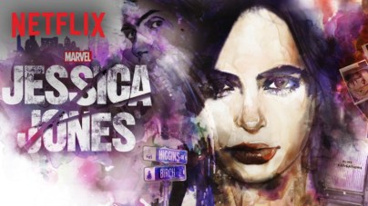 Netflix's Jessica Jones as a Story of Resiliency