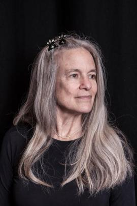 Sharon Olds, winner of several prestigious awards, including the Pulitzer Prize and National Book Critics Circle Award, for her poetry.