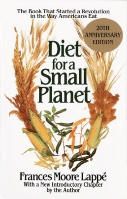 Frances Moore Lappe - Diet for a Small Planet book cover