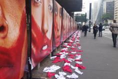 Rio de Paz protest. (Fernanda Cruz/Agência Brasil)