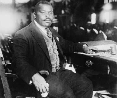 Emotion and Fantasy: Marcus Garvey and a Blueprint for Modern Protest Movements