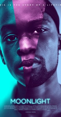 Movie poster for Moonlight
