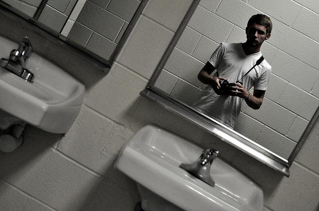 school bathroom. Who Gets a Bathroom Pass  The History of School Bathrooms Nursing Clio