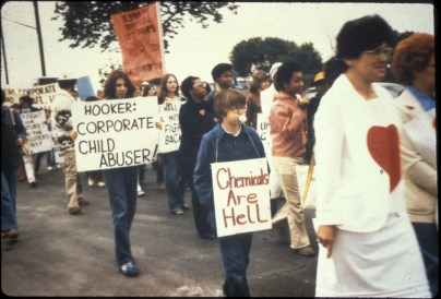 For the Love of Data: Science, Protest, and Power at Love Canal