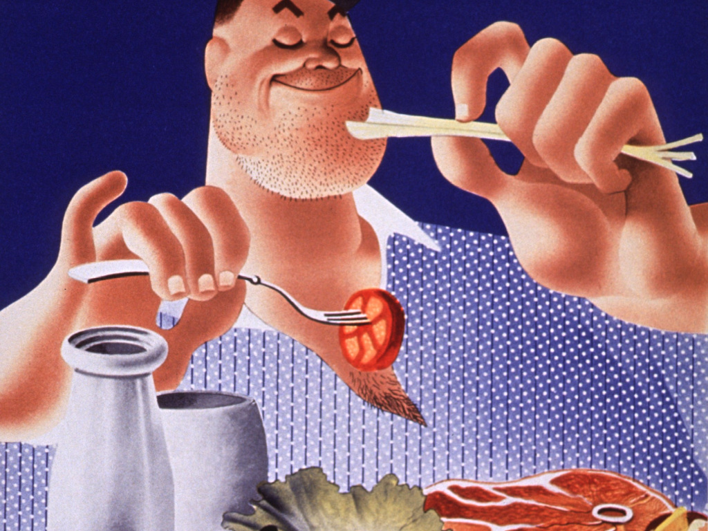Nursing Clio Real Men & Real Food: The Cultural Politics ...