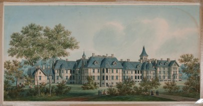 The Discovery of the Mental Institution – With Apologies to David J. Rothman