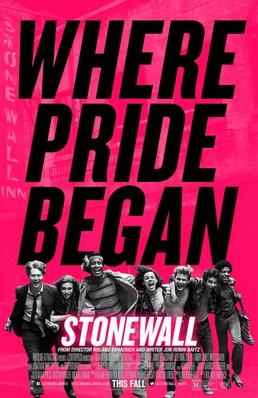 Stonewall movie poster. (Wikimedia)