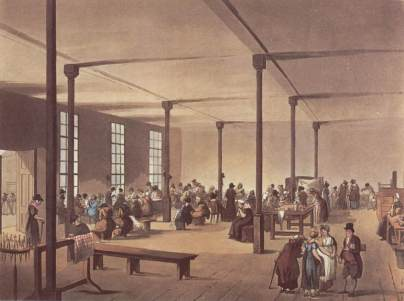 The Angel of the Workhouse: The Body, and the Body Politic, of Victorian Women with Disabilities