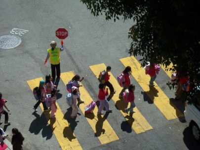 Give Thanks for Crossing Guards