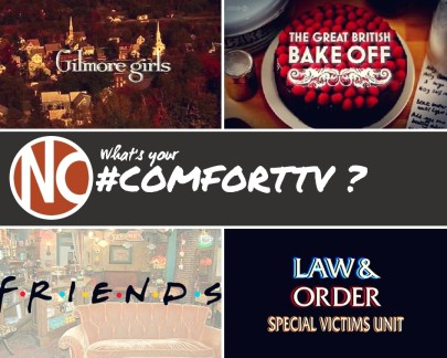 At the Crossroads of Comfort TV and Comfort Food