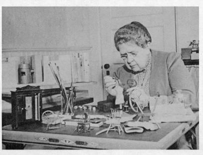 Murder, She Miniatured: Frances Glessner Lee and The Nutshell Studies of Unexplained Death