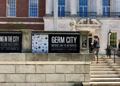 Exhibition Review: Germ City: Microbes and the Metropolis