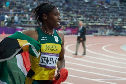 Mokgadi Caster Semenya v. The Patriarchy and its IAAF Minions