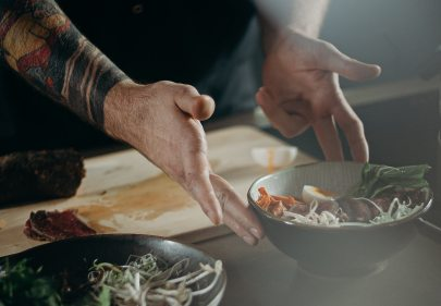 "The Gender Politics of the ""Sexy Chef"" in Romance Literature"